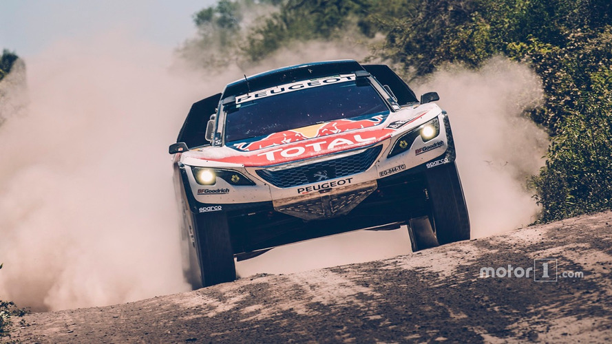 #304 Peugeot Sport Peugeot 3008 DKR- Carlos Sainz, Lucas Cruz