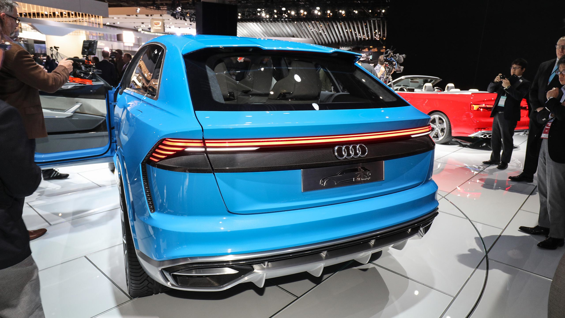 Audi Skipping Detroit Auto Show Joining BMW And Mercedes - Audi detroit