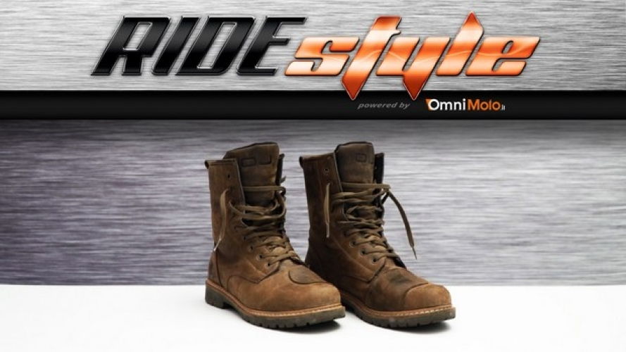 RideStyle: stivali OJ Sound [VIDEO]