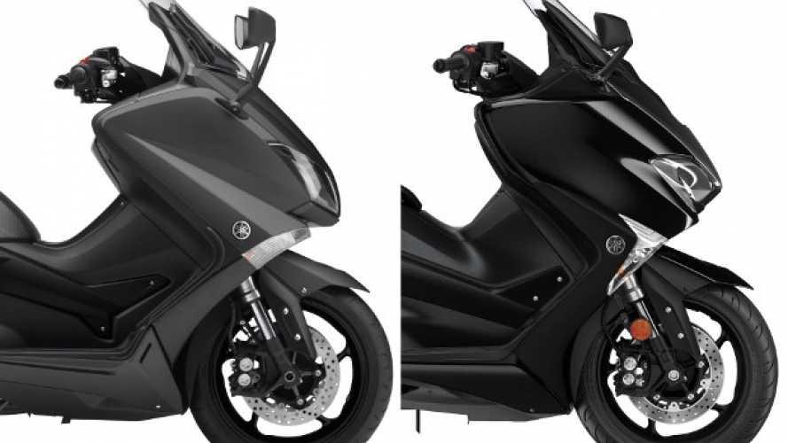 Yamaha-TMax 2017 Vs. 2016: come e dove cambia?