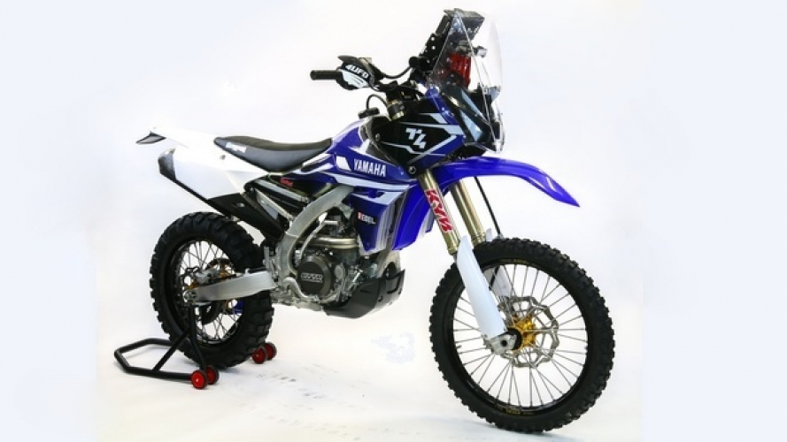 "Yamaha T4 by Rebel: la ""Limited Edition"" ispirata alla T7"