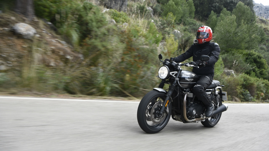 Triumph Speed Twin - TEST