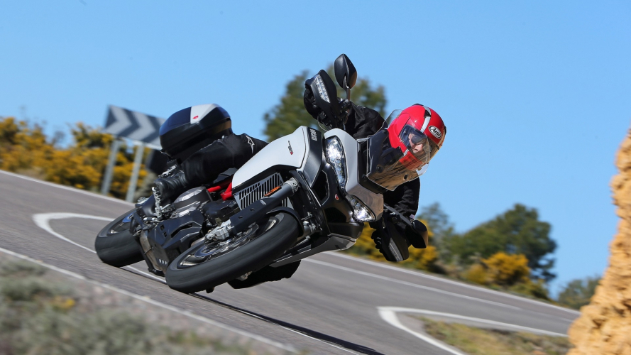 Ducati Multistrada 950 S – TEST