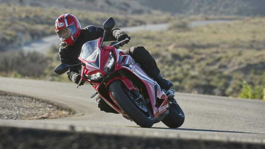Honda CB650R e CBR650R - TEST
