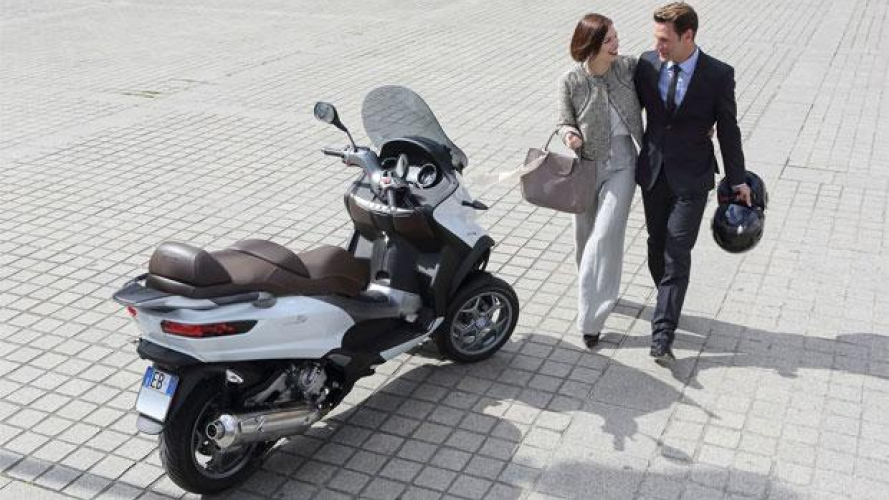 Scooter sharing Milano: Eni e Piaggio per 150 MP3