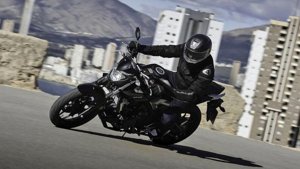 Yamaha MT-03 2016 - TEST