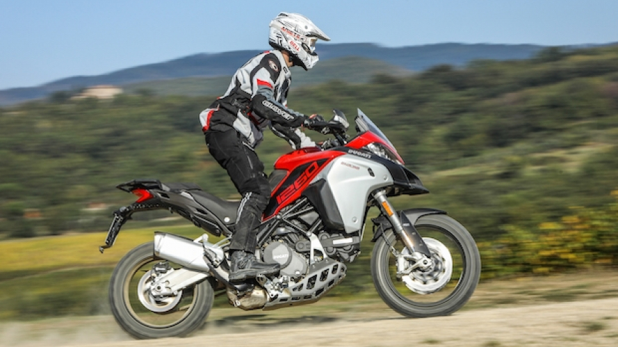 Ducati Multistrada 1260 Enduro - TEST