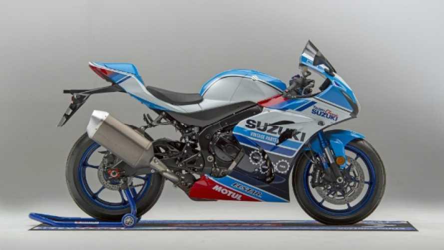 """Suzuki, dal Regno Unito arriva la GSX-R1000R """"classica"""""""