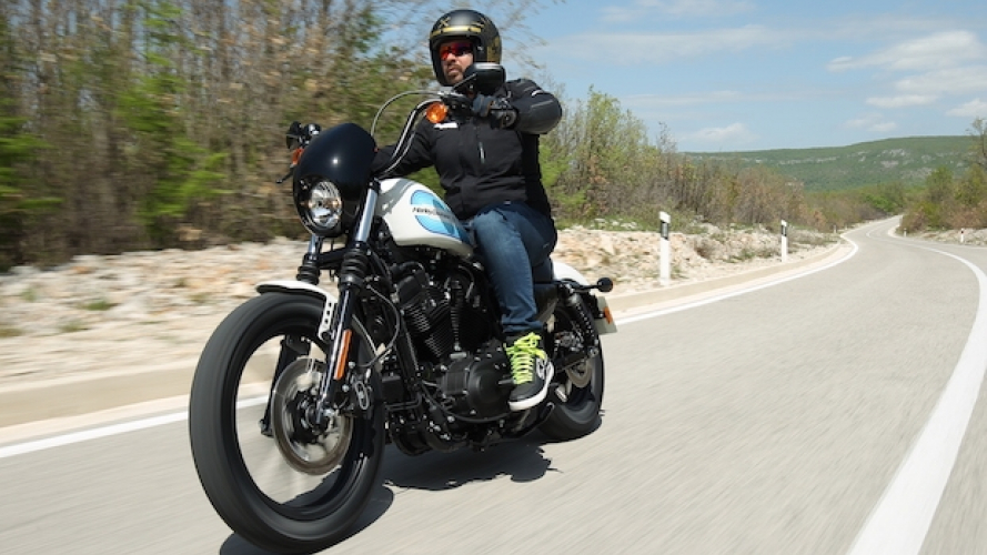 Harley-Davidson Iron 1200 - TEST