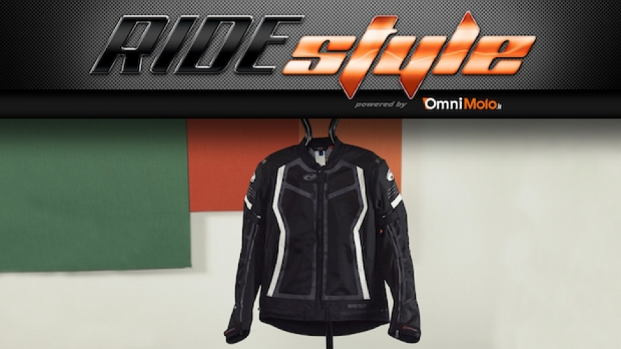 Ridestyle: giacca Held Aerosec GTX Top