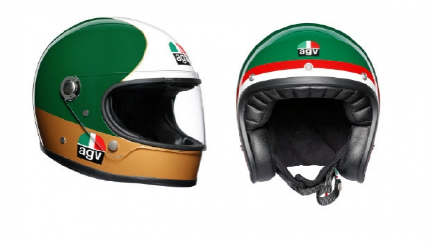 Agv Legends, per indossare la storia