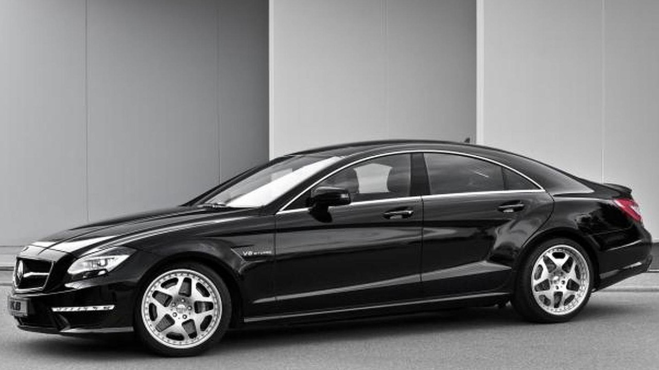 Mercedes-Benz CLS 63 AMG by MKB 4 of 4 | Motor1 com Photos