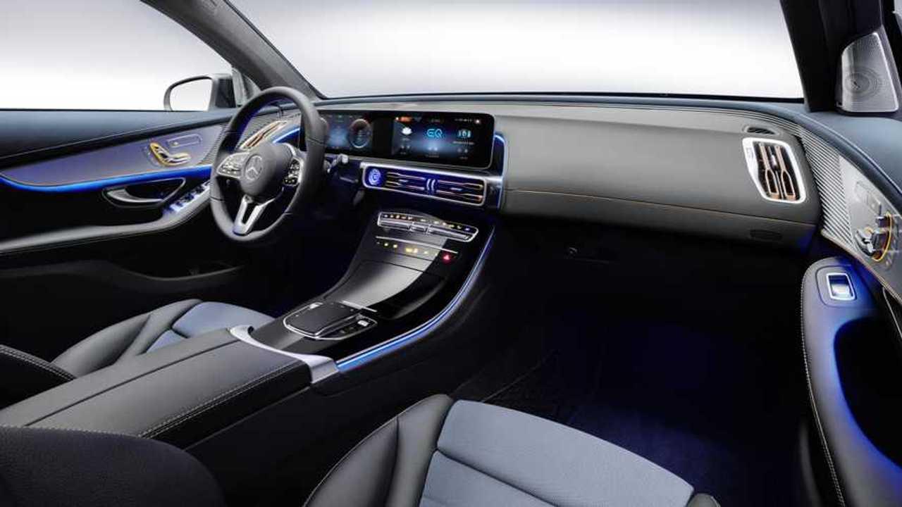 Mercedes Benz Eqc 4matic