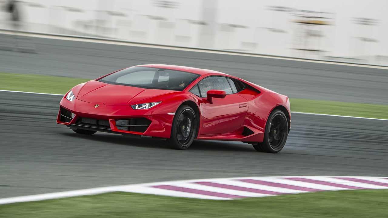 Lamborghini Huracan LP580
