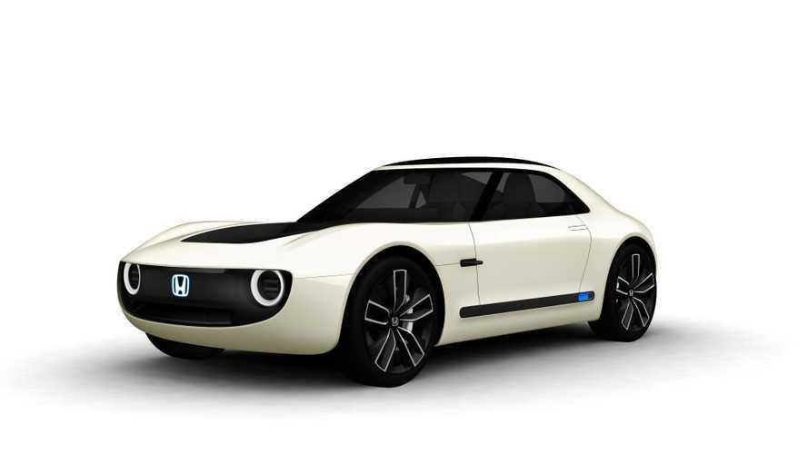 Honda, la prossima auto elettrica sarà una sportiva