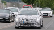 Volkswagen Golf GTI spy photos