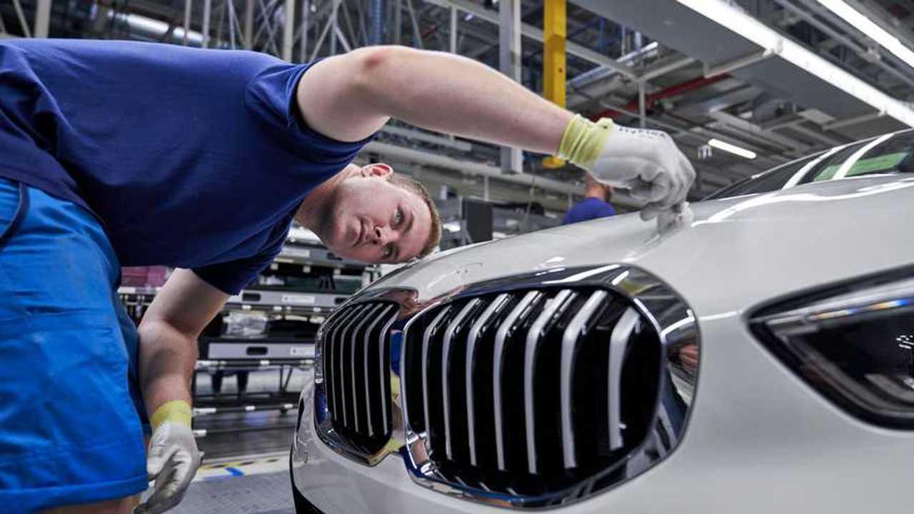 BMW 1-es sorozat - sorozatgyártás