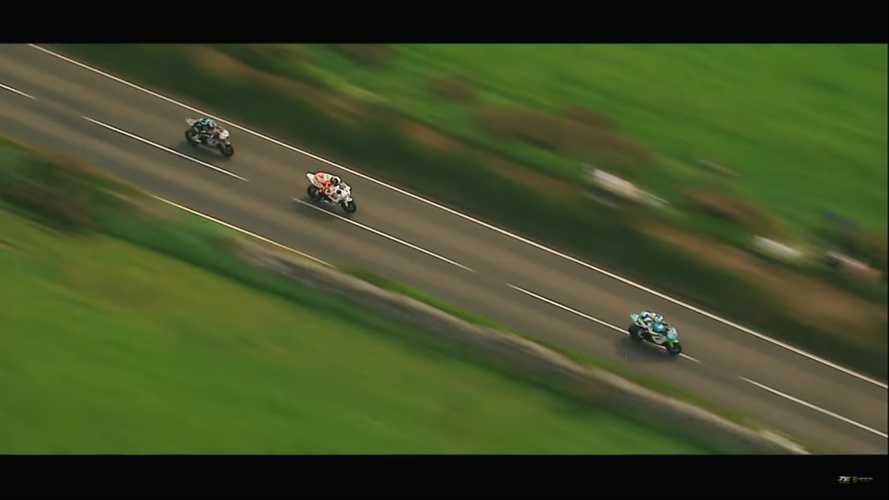 There's A Trailer For The 2019 Isle of Man TT And It's Awesome