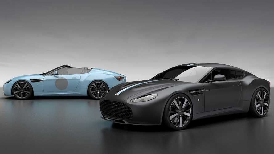 Aston Martin Celebrates Zagato's 100th Year With Vantage Twins