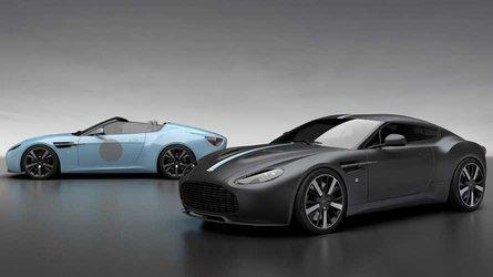 Aston Martin celebrates Zagato's 100th year with Vantage twins