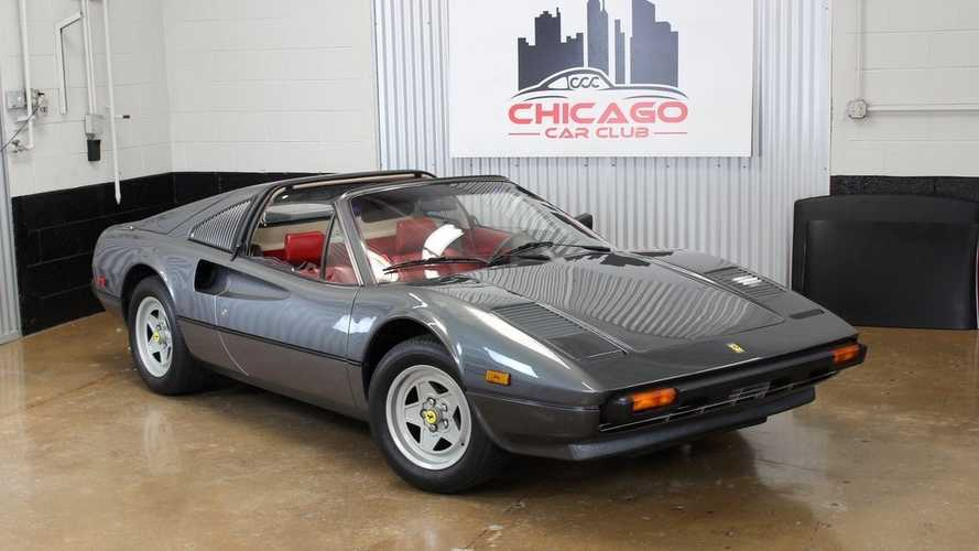 Grigio Metallic 1982 Ferrari 308 GTSi Runs Like A Dream