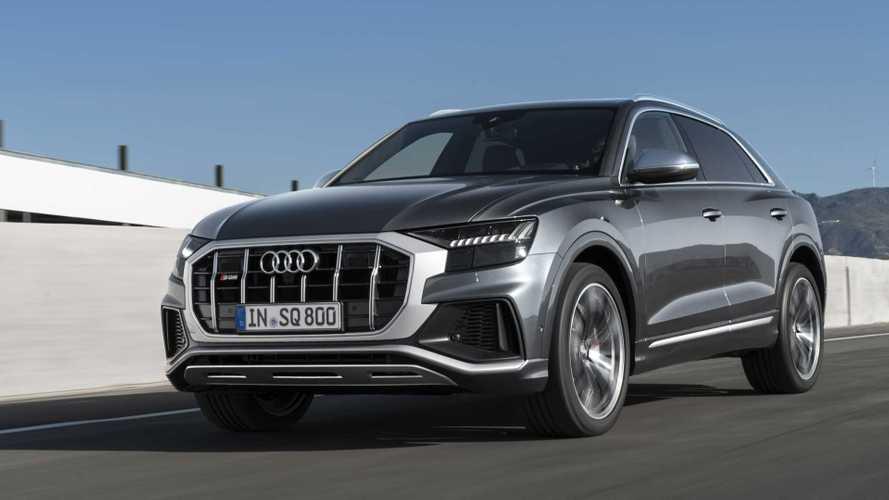 Audi SQ8 TDI: Stärkstes Dieselmodell Europas hat Biturbo-V8 mit 435 PS