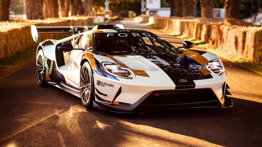 Ford GT Mk II: Limitierte Rennsportversion in Goodwood