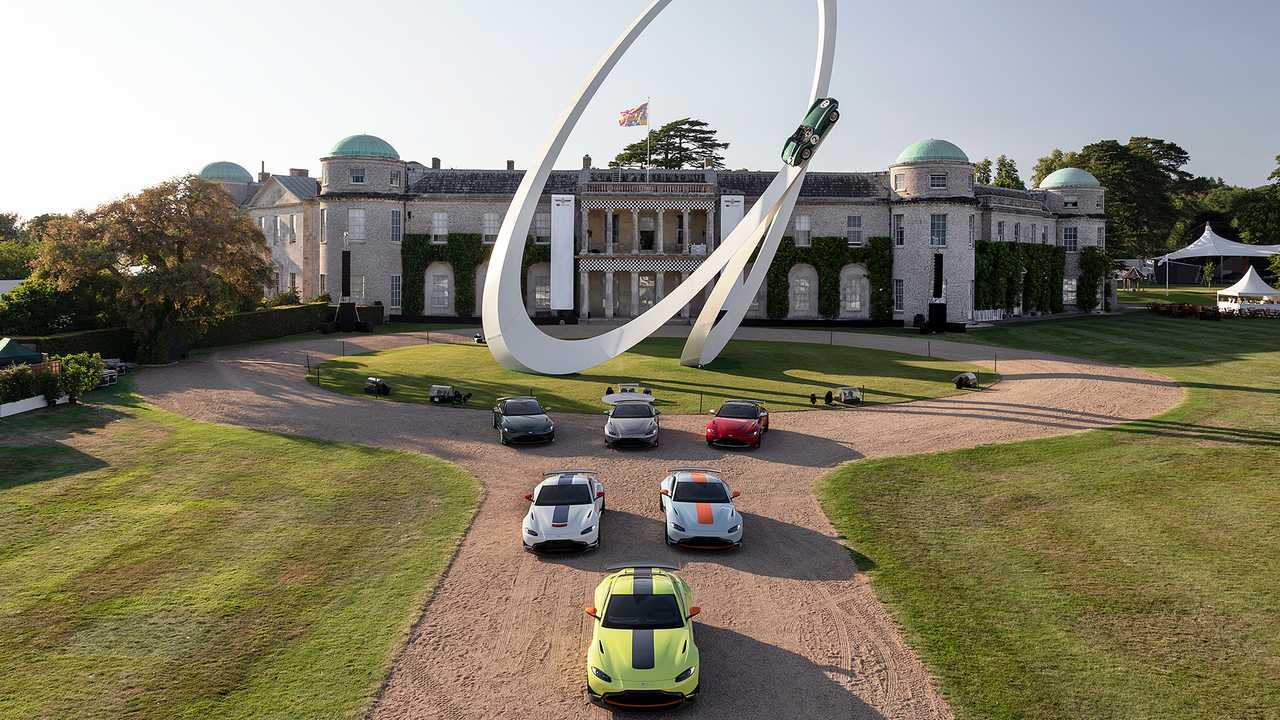 Goodwood Festival of Speed 2019, le foto