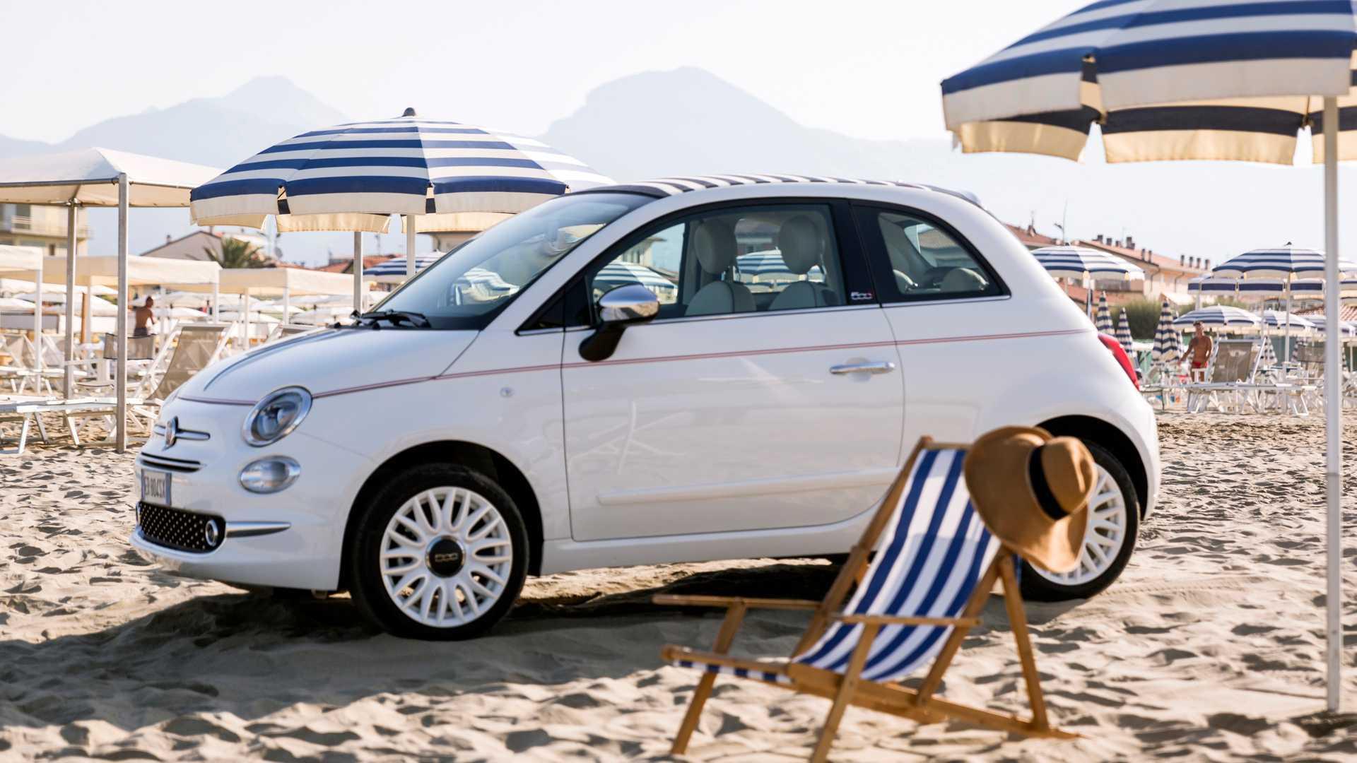 Fiat 500 Dolcevita Una Serie Speciale Nel Segno Dell Eleganza