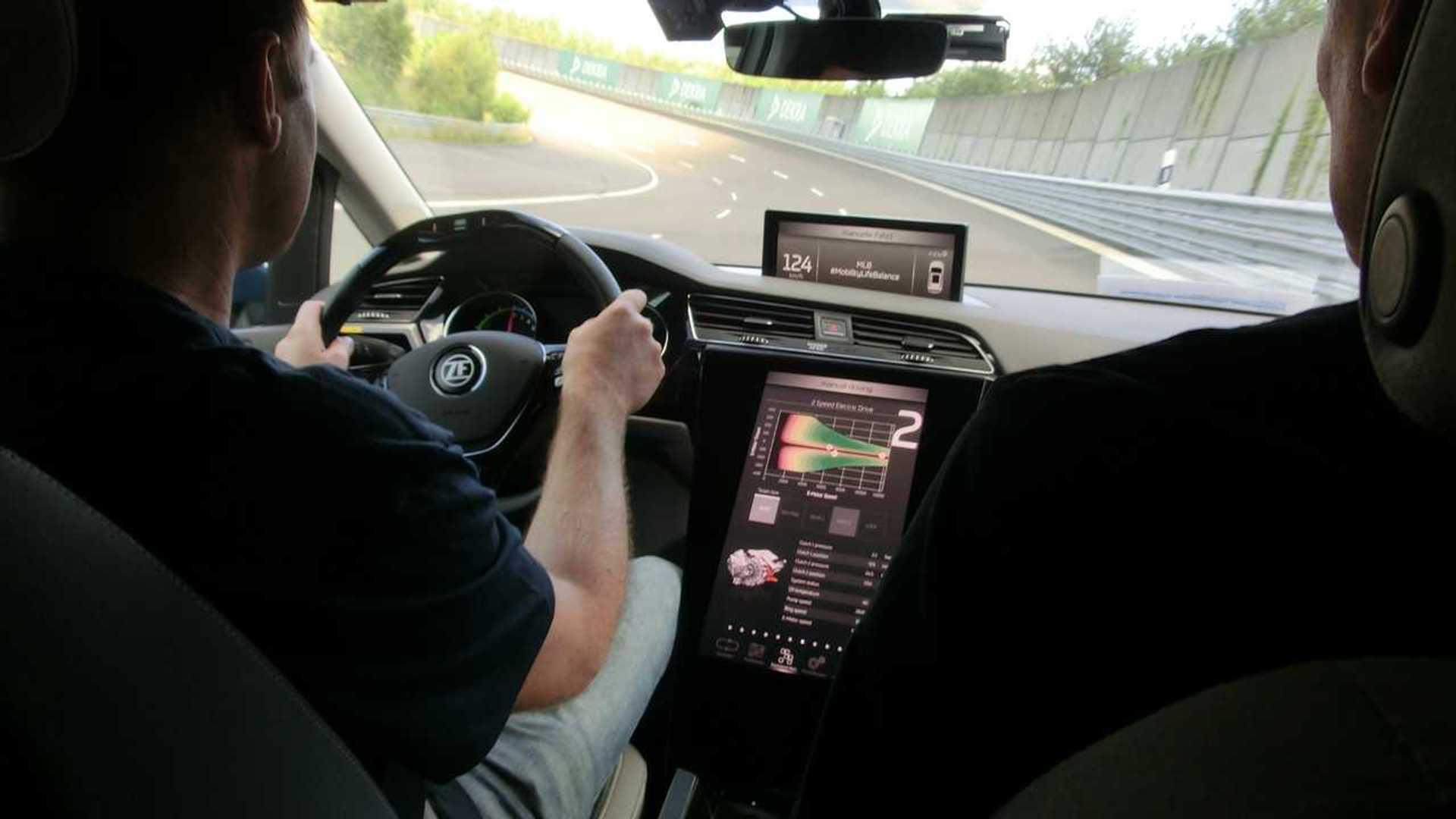 Une boîte de vitesses à deux rapports pour les véhicules électriques