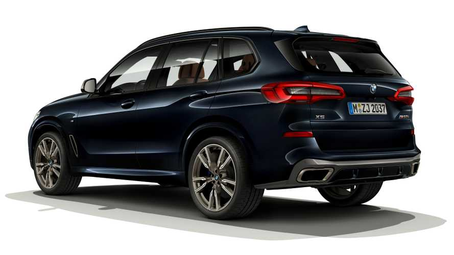 BMW X5 And X7 M50i