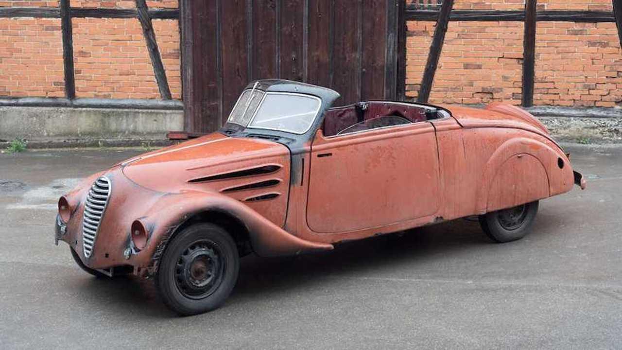 1936 Peugeot 402 Éclipse