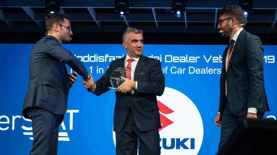 Suzuki premiata dai suoi concessionari