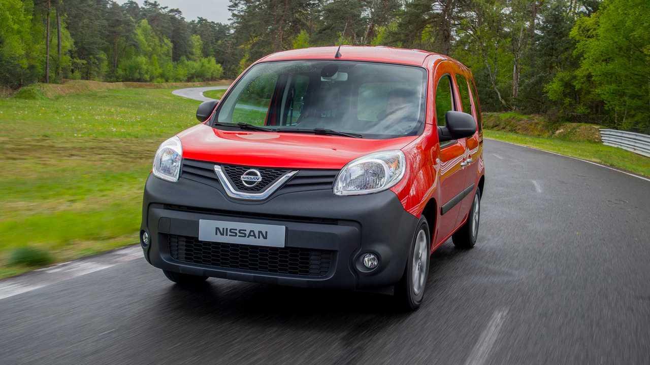 Nissan NV250 Kombi