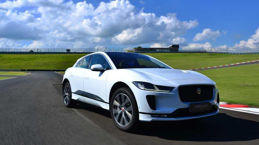 Especial: Novo Jaguar I-PACE