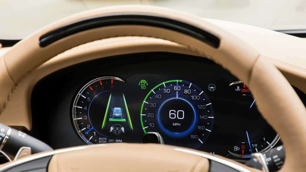 hệ thống hỗ trợ lái xe bán tự động