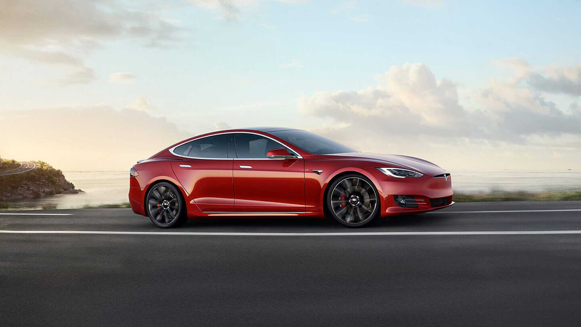 Tesla Model S Is Quickest Selling Used Luxury Car