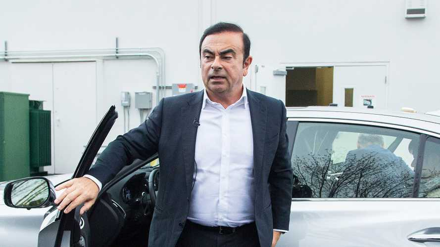 Carlos Ghosn a payé une amende d'un million de dollars aux États-Unis