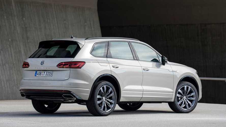 "Volkswagen Touareg Special Edition ""ОДИН Миллион"""