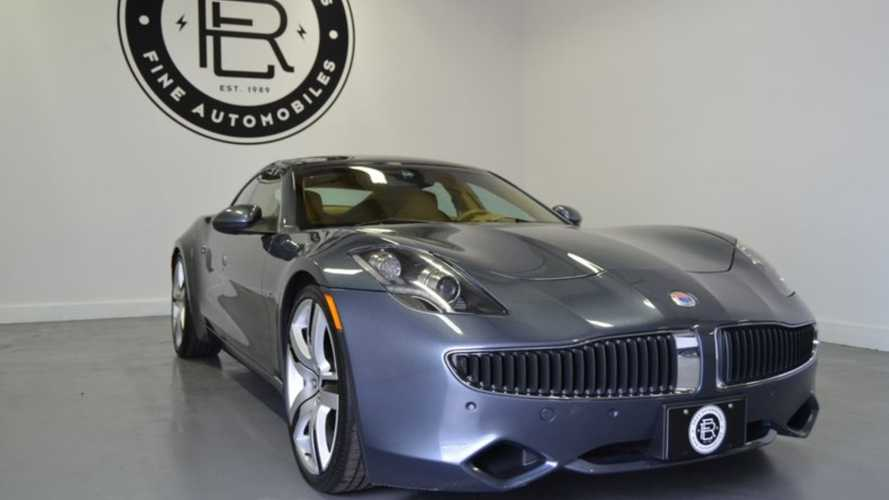 2012 fisker karma ecosport was championed by celebrities