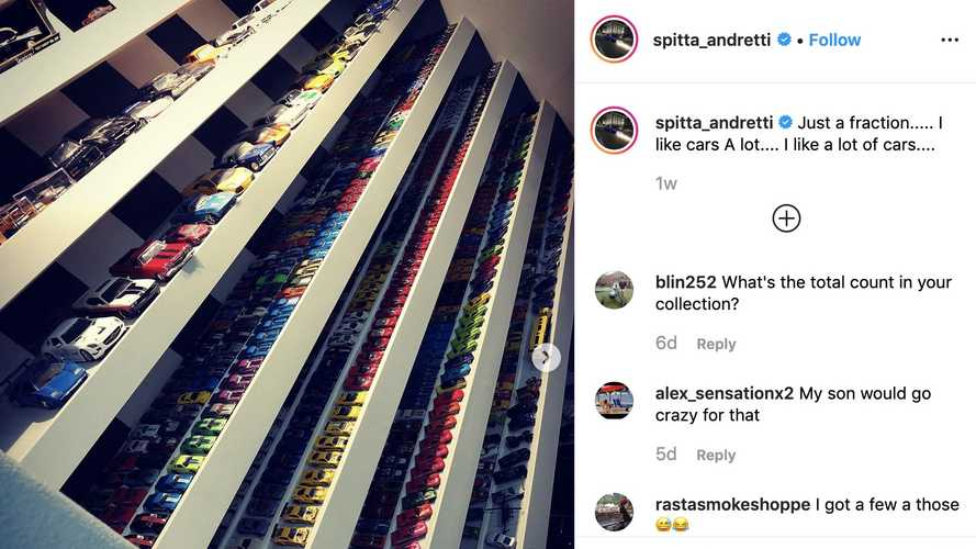 New Orleans Hip-Hop Artist Curren$y Has A Toy Car Collection
