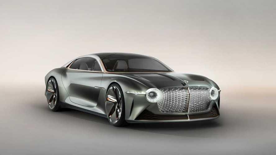 Bentley EXP 100 GT, le Grand Tourisme (électrique) de demain