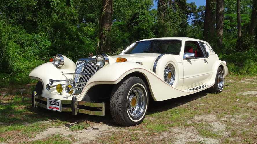 Upstage Cruella De Vil In This Tiffany Classic Coupe