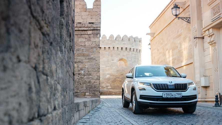 Без нефти и Формулы 1: на машине по правильному Азербайджану