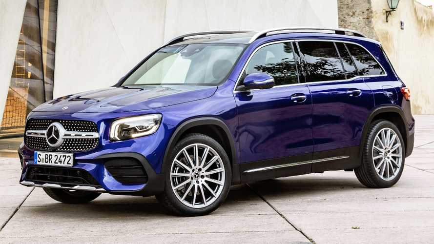 New Mercedes-Benz GLB order books open ahead of December deliveries