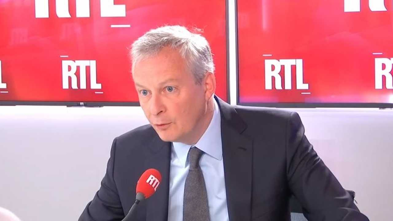 Bruno Le Maire à RTL