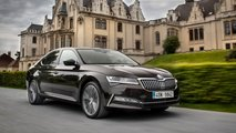 Skoda Superb L&K (2019) im Test