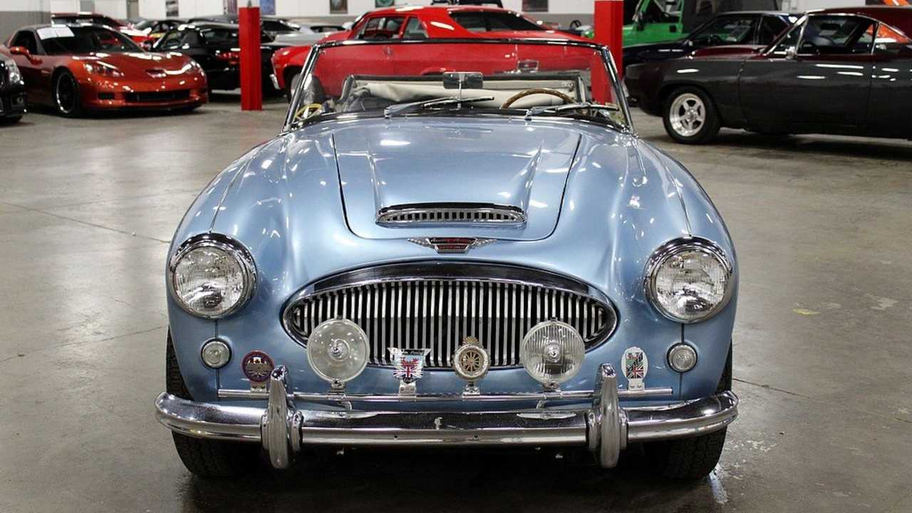 Exceptionally Clean 1963 Austin-Healey 3000 Up For Sale