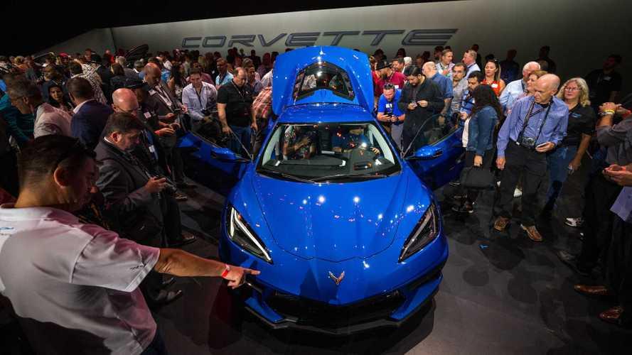 Novo Corvette 2020: produção do primeiro ano já foi quase toda vendida