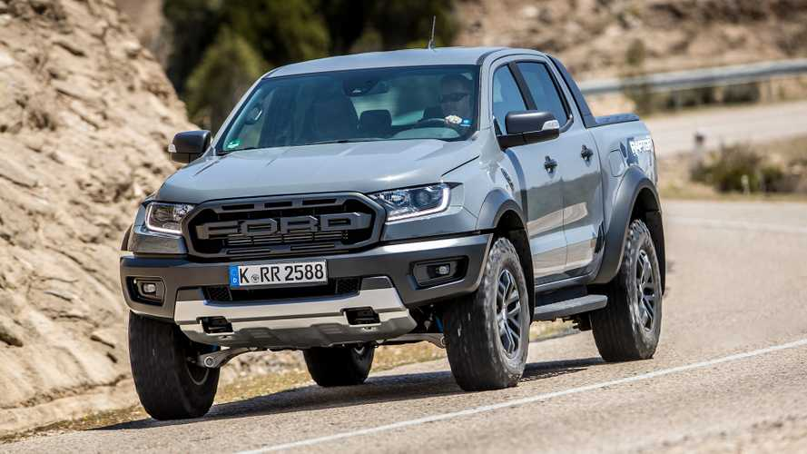 Ford Raptor Used >> 2019 Ford Ranger Raptor im Test | Motor1.com Bilder